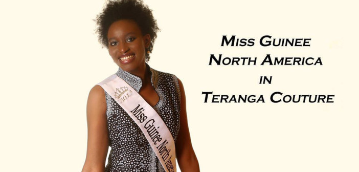 Miss Guinee north America